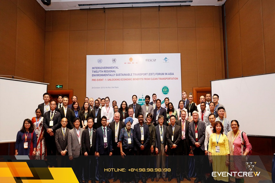 The Regional Environmentally Sustainable Transport Forum in Asia