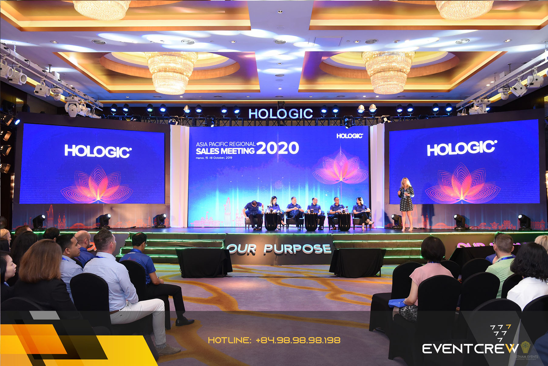 HOLOGIC ASIA PACIFIC REGIONAL SALE MEETINGS